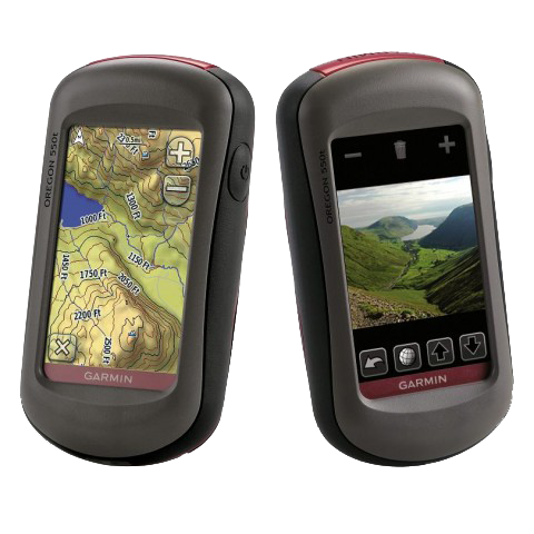 Garmin Oregon 550 GPS3